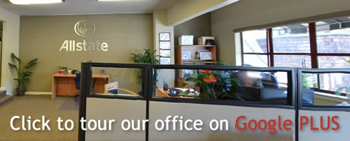 Google Plus William White Insurance Agency office tour
